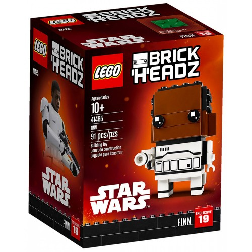 BrickHeadz Finn n°41485 (Star Wars)