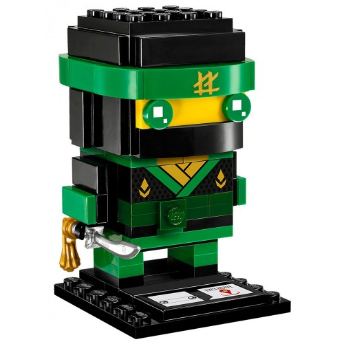 BrickHeadz Lloyd n°41487 (The Lego Ninjago Movie)
